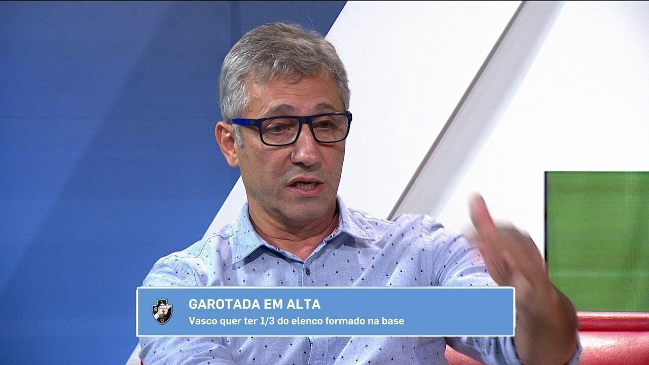 Campello fala sobre envolvimento do Vasco com o empresário Carlos Leite: