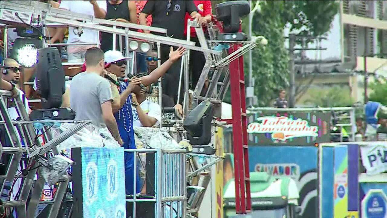 Psirico agita a terça-feira no carnaval da Bahia