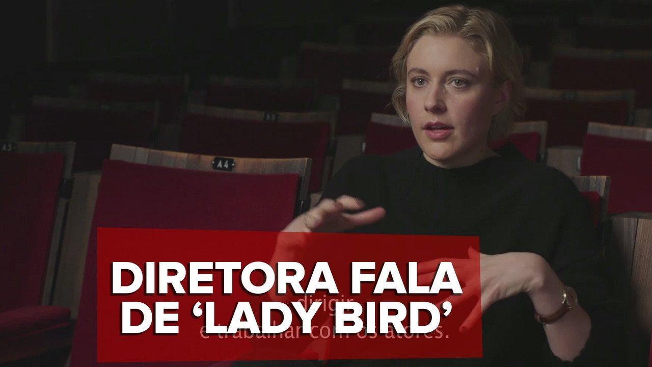 Greta Gerwig fala de elenco de 'Lady Bird'