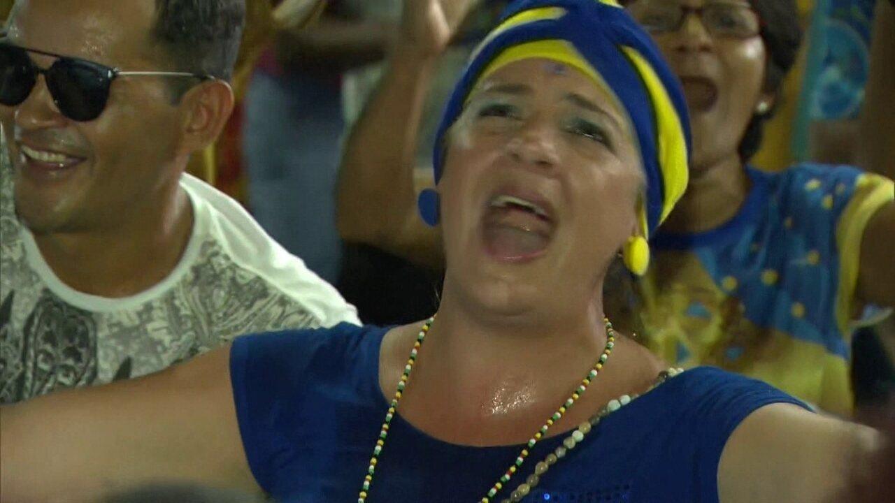 Paraíso do Tuiuti é vice-campeã do Carnaval do Rio