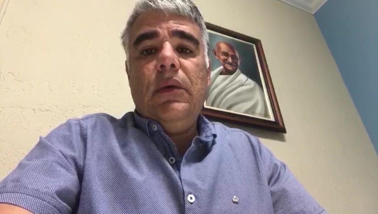 O casal de filhos do empresário Luís Eduardo Girão, ex-presidete do Fortaleza, estudam na escola invadida.