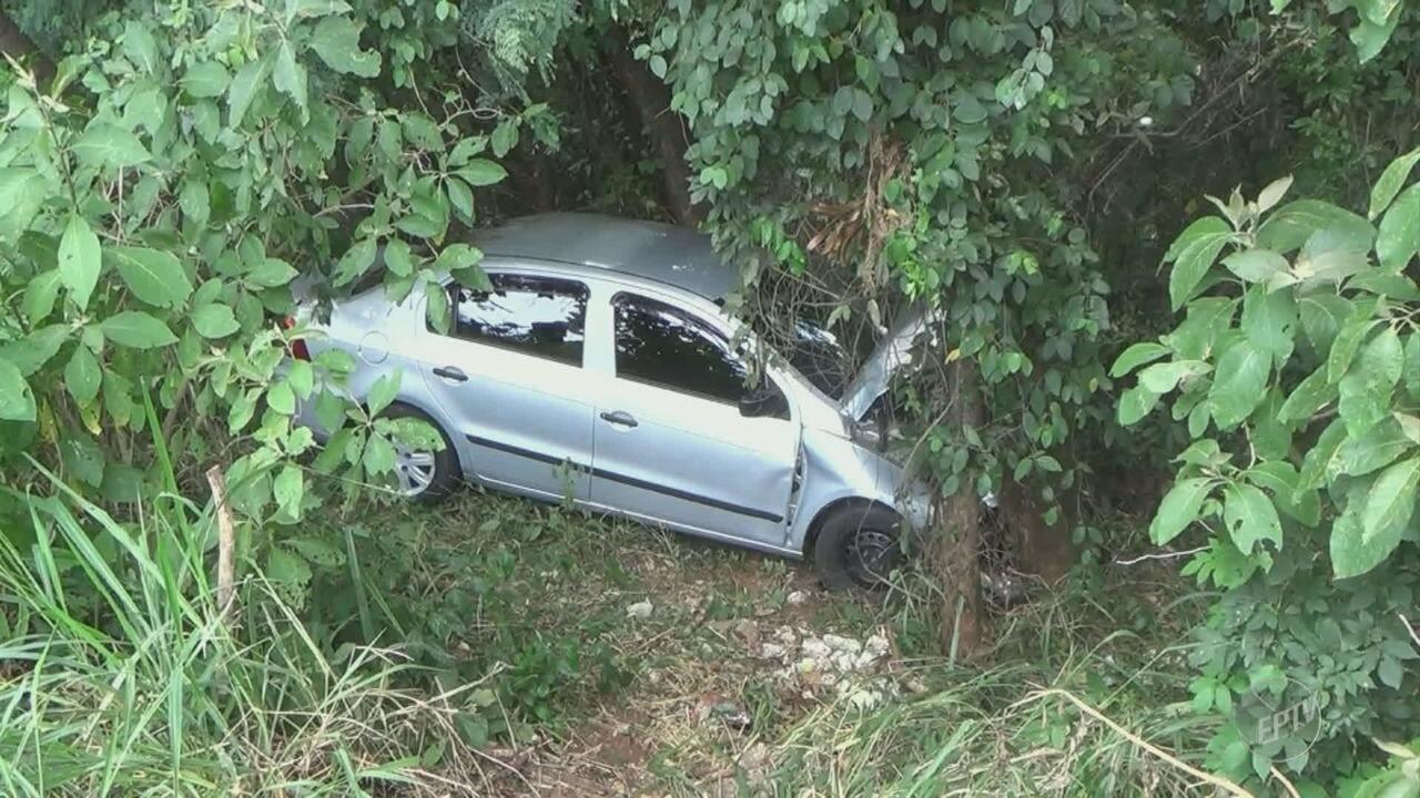 Avenida em Piracicaba onde PM caiu não tem estrutura para evitar esse tipo de acidente