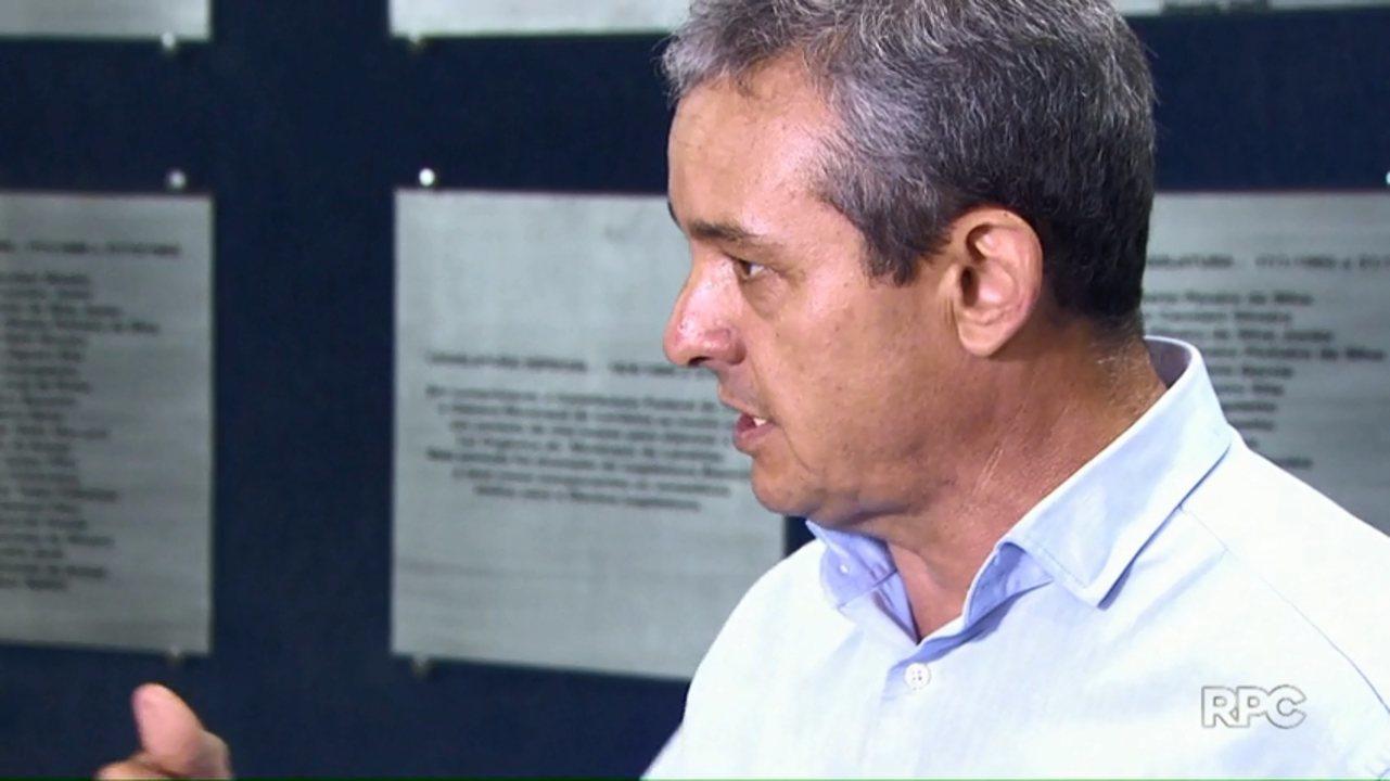 Vereador Vilson Bittencourt disse que foi agredido por Boca Aberta