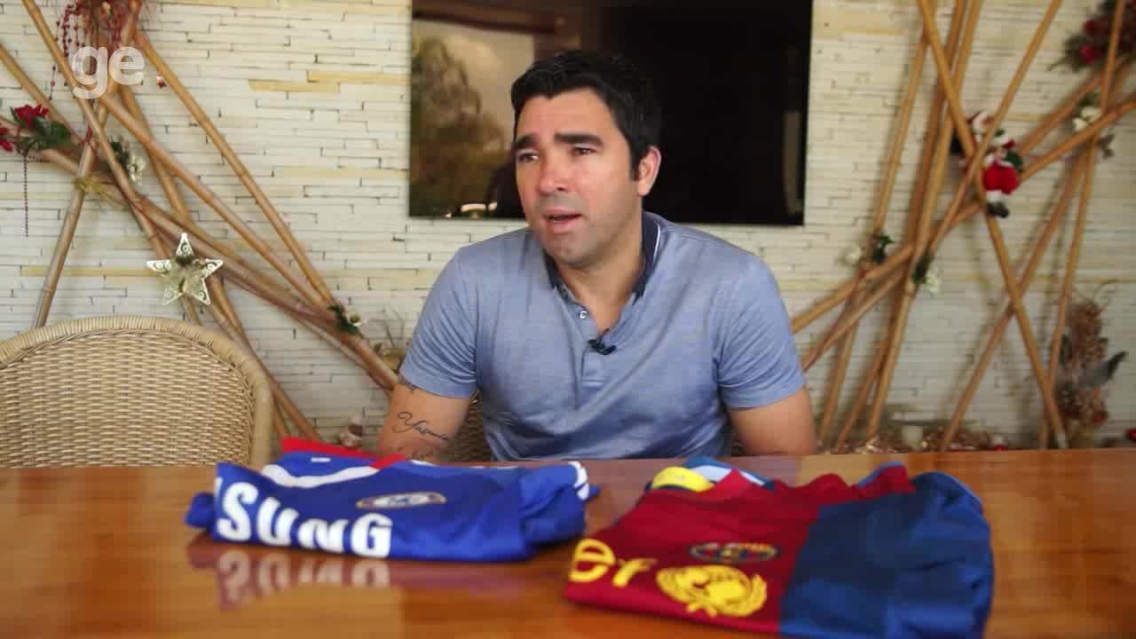 Deco analisa elencos de Barcelona e Chelsea e arrisca quem deve levar a melhor