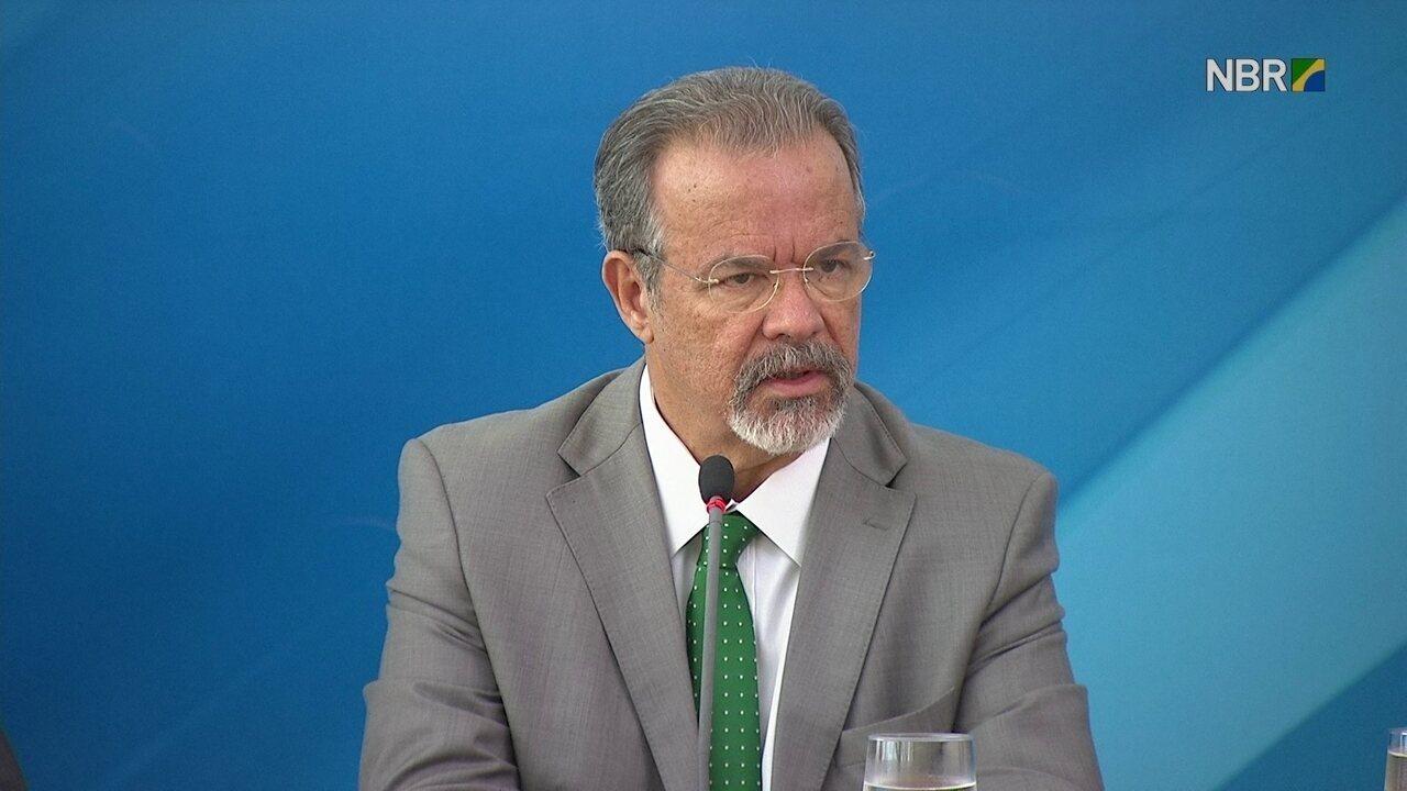 Ministro Jungmann lembra que general foi um dos responsáveis pela segurança na Rio 2016