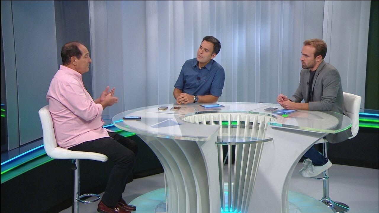 Muricy e Roger Flores discordam de Casagrande e defendem Neymar, após polêmica