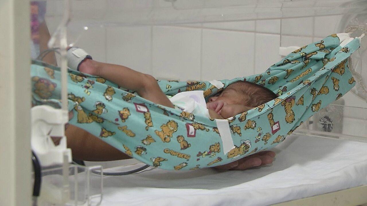 Redes ajudam mães e bebês que estão na UTI do Hospital de Ceilândia