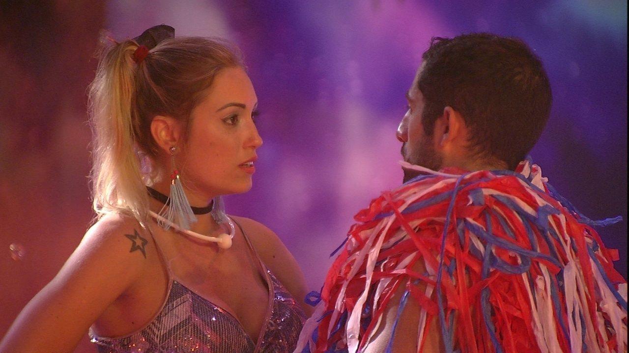 Jéssica dispara sobre Caruso: 'É inveja isso. Dor de cotovelo'