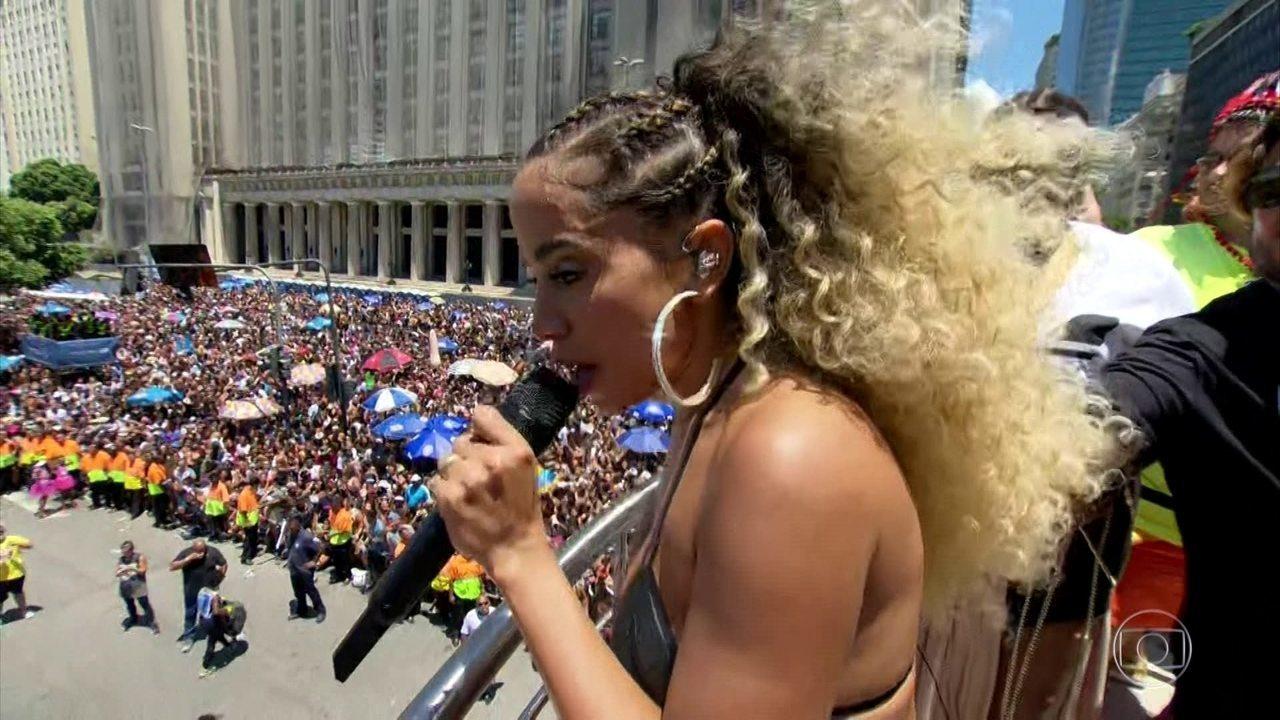 Blocos deste fim de semana têm segurança reforçada no Rio