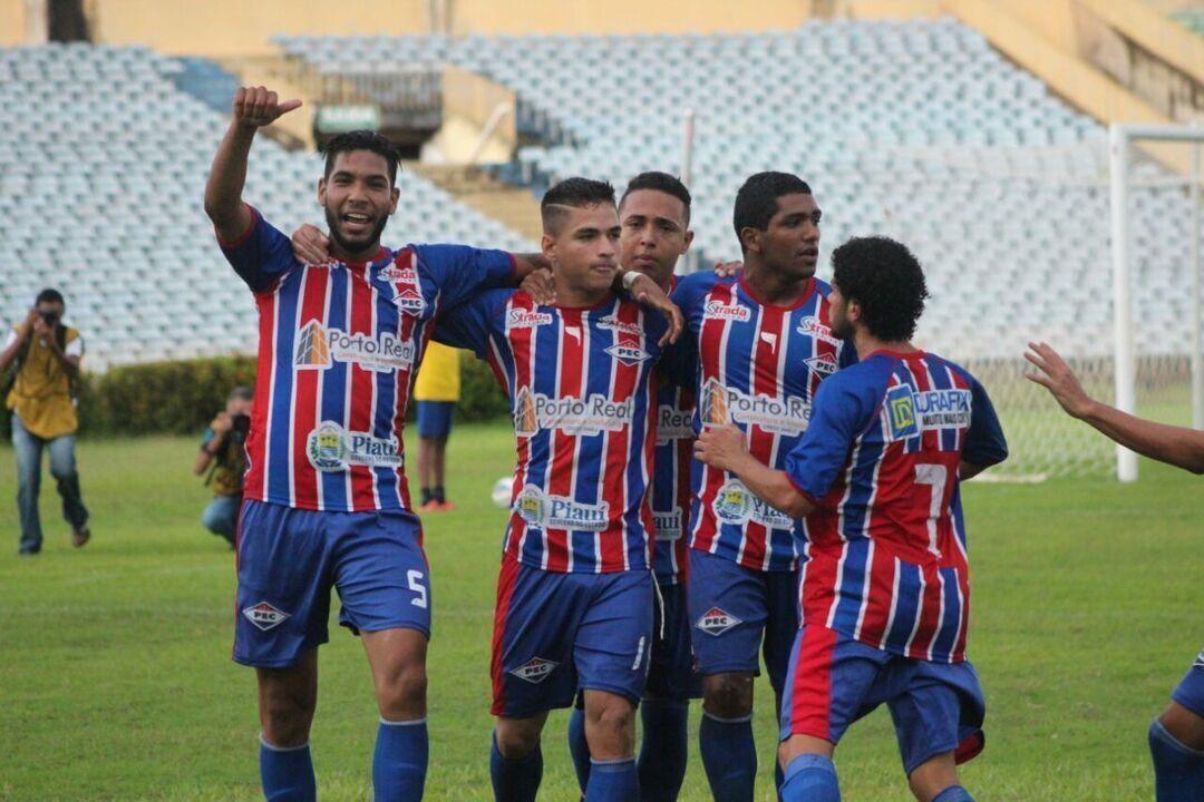 Piauiense 2018: assista aos gols da vitória do Piauí por 3 a 2 sobre o 4 de Julho