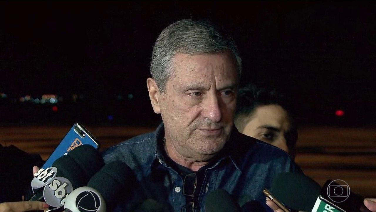 Não haverá nenhum tipo de intervenção no Ceará — Eunício