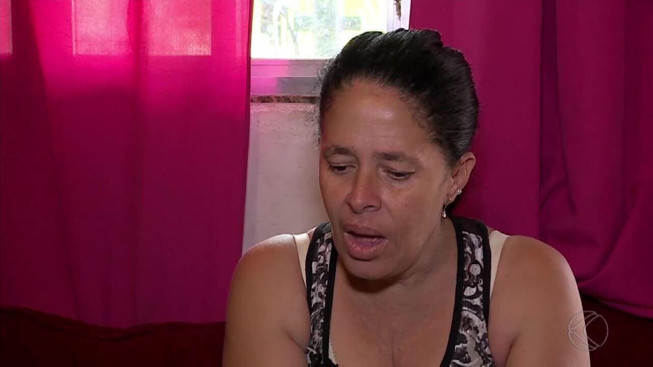 'Estou sem chão', diz avó de criança encontrada enterrada no RJ