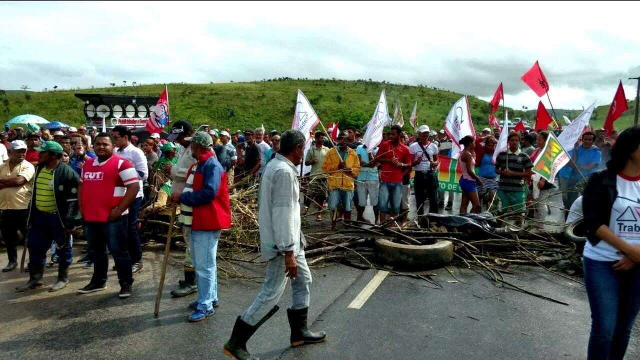 Florianópolis e Maceió têm protestos contra a Reforma da Previdência