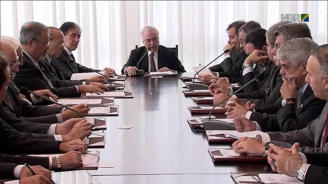 Governo admite que reforma da Previdência não vai ser votada