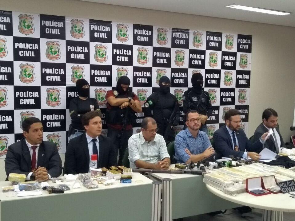 Polícia prende suspeito de ser o mandante da maior chacina do Ceará