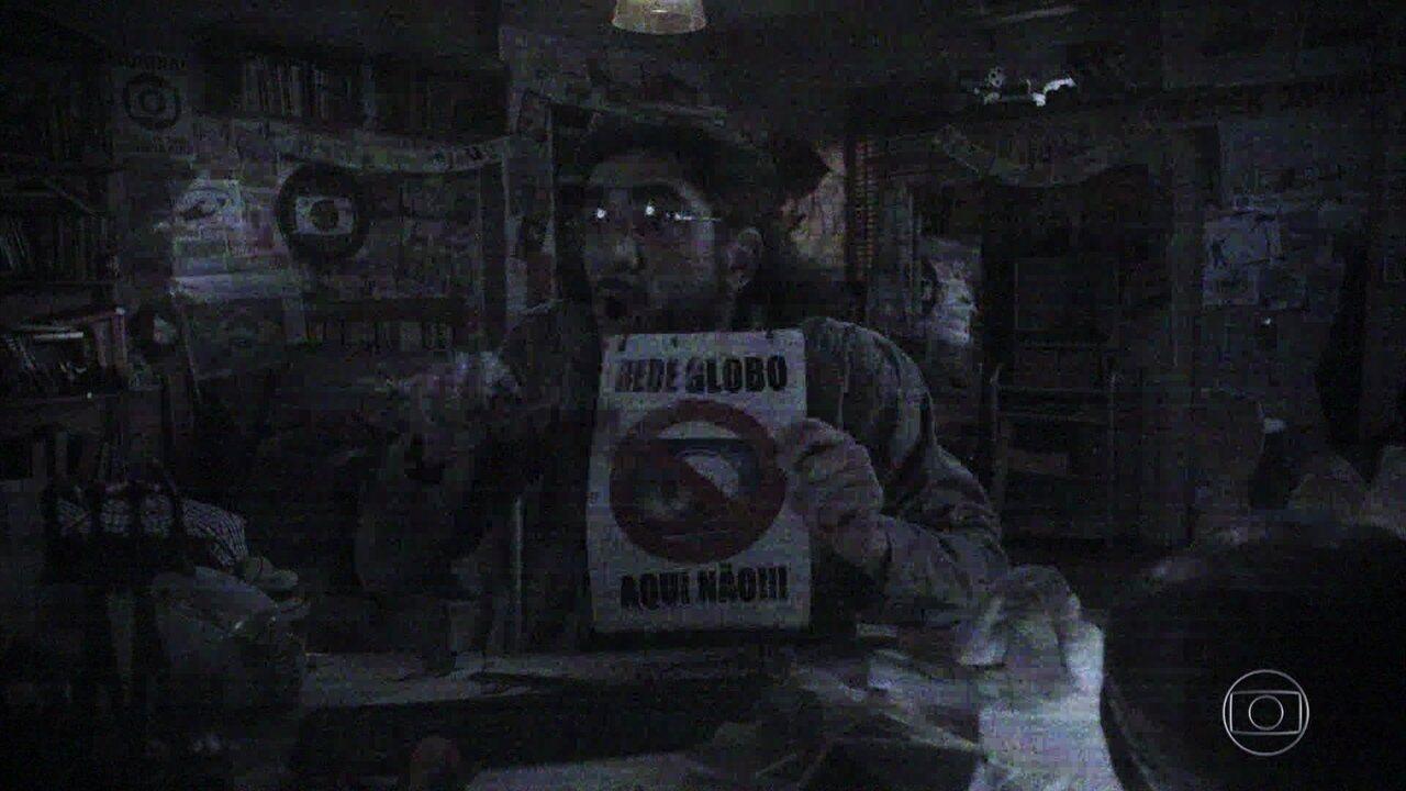 Relembre: Militante zoa 'Tá no Ar' por ter perdido o Emmy