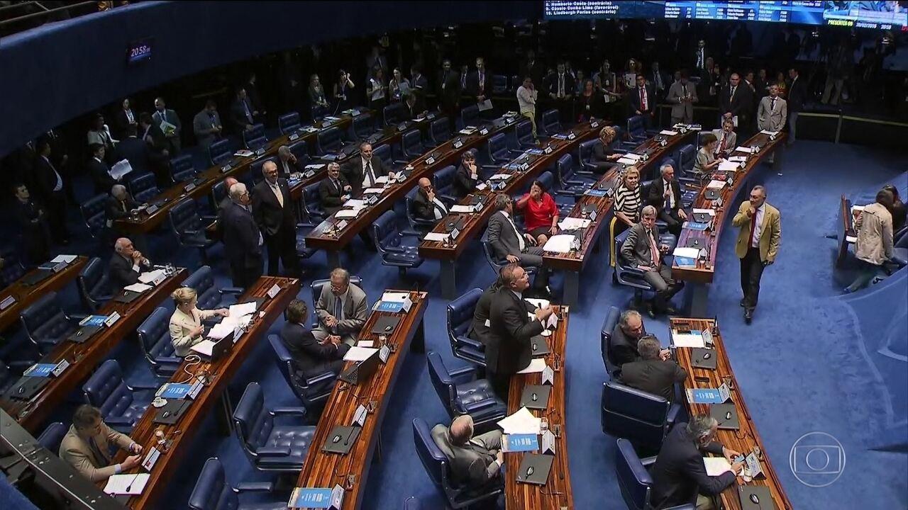 Intervenção federal na segurança pública do Rio é aprovada no Senado