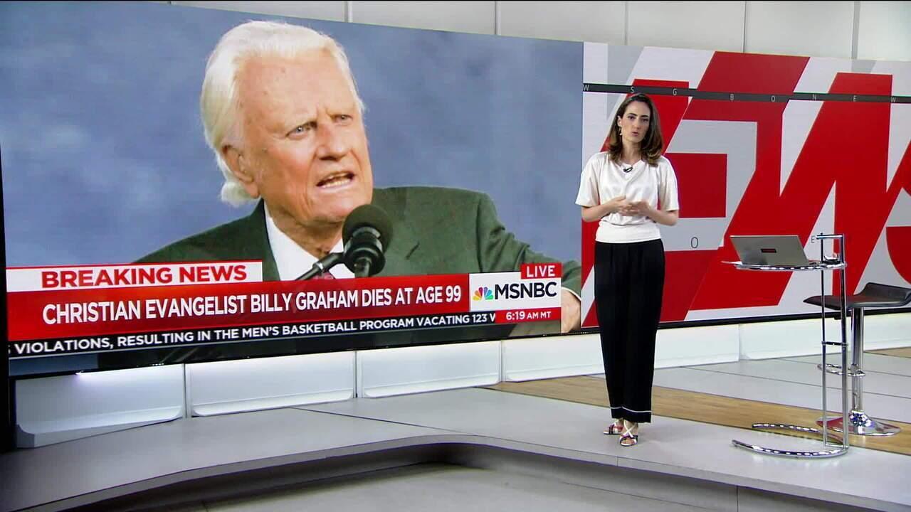 Morre Billy Graham, um dos mais influentes religiosos dos EUA