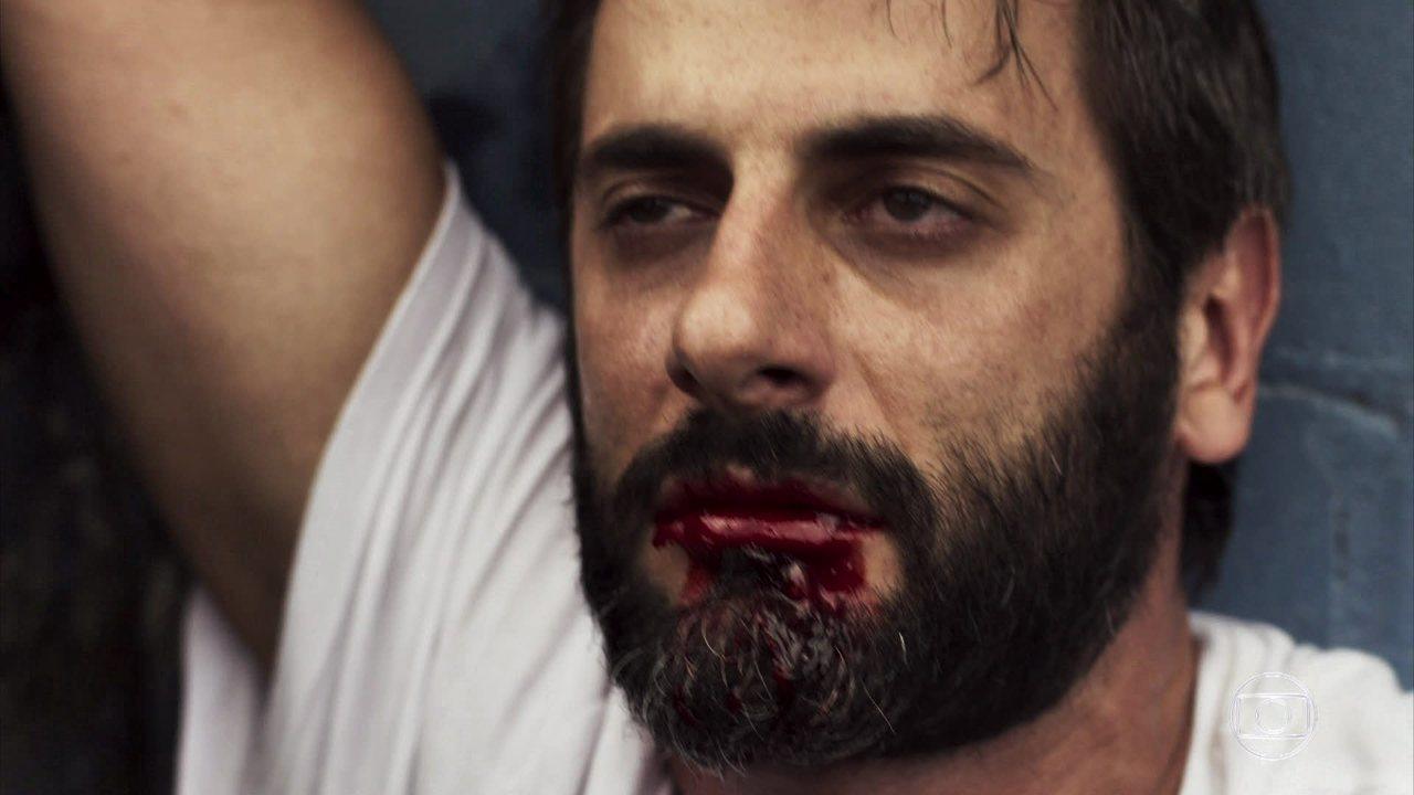 Vinícius é assassinado durante banho de sol no presídio