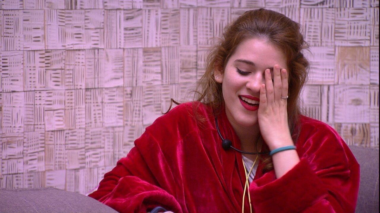 Ana Clara afirma que se considera uma pessoa muito mais calma: 'Era da pá-virada'