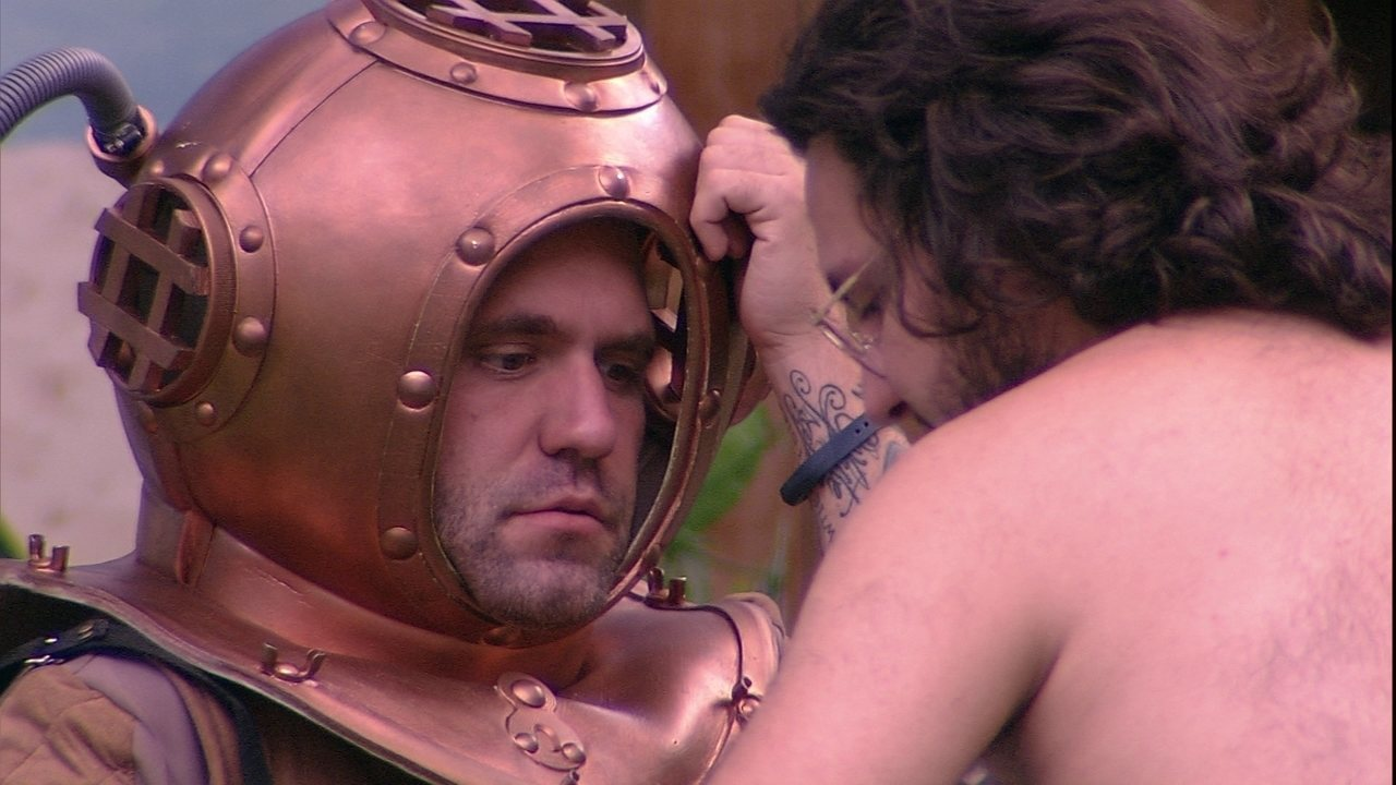 Diego comenta sua relação com Ana Clara