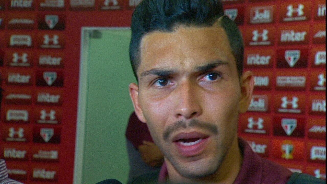 Petros defende Dorival Júnior e afirma: