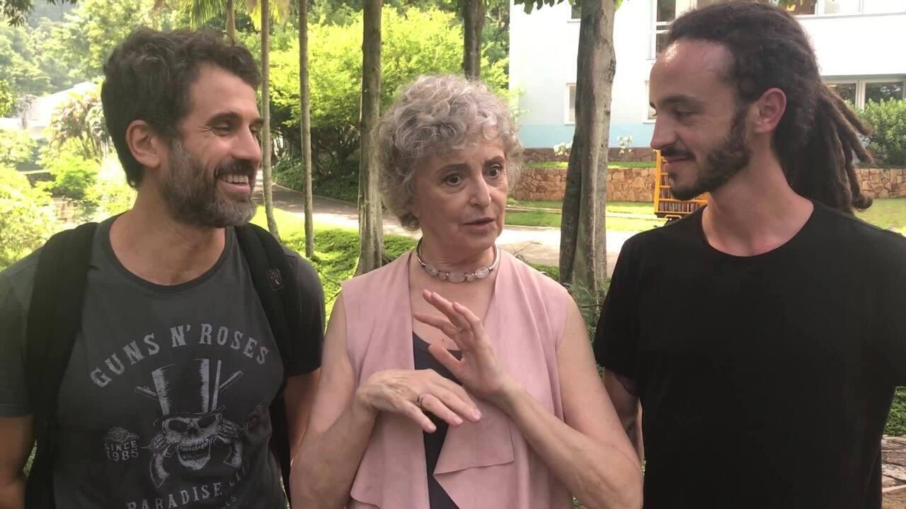 Sob o olhar do produtor Thiago Lucas, Ana Lucia fala sobre o carinho pelos filhos na vida real e ficção