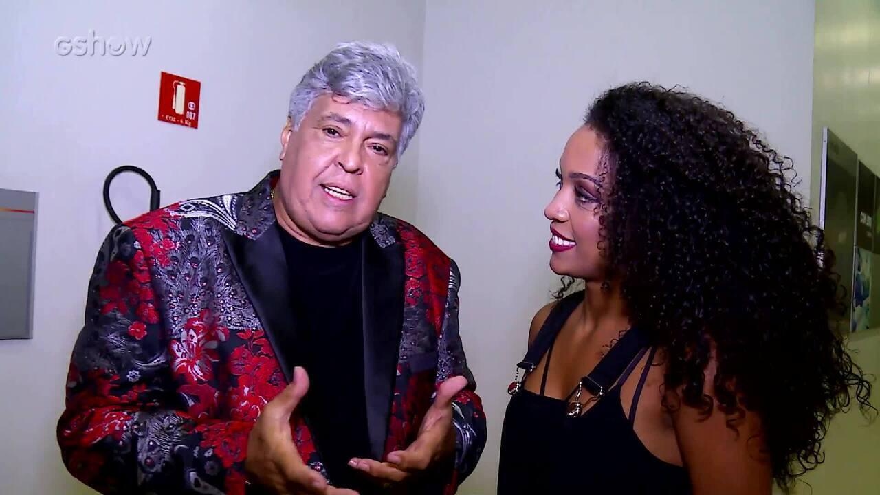 Sidney Magal relembra participação no 'Dança dos Famosos ...