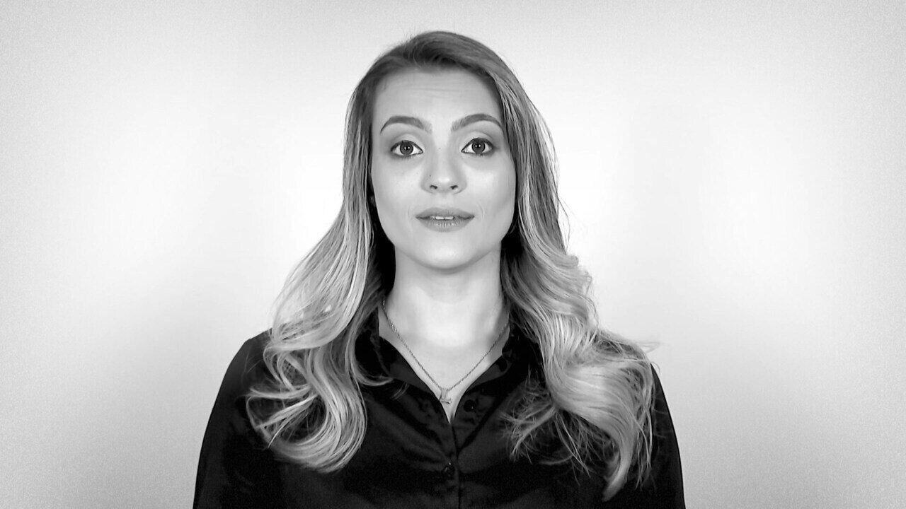 Larissa Zimermann participa de campanha da TV Integração
