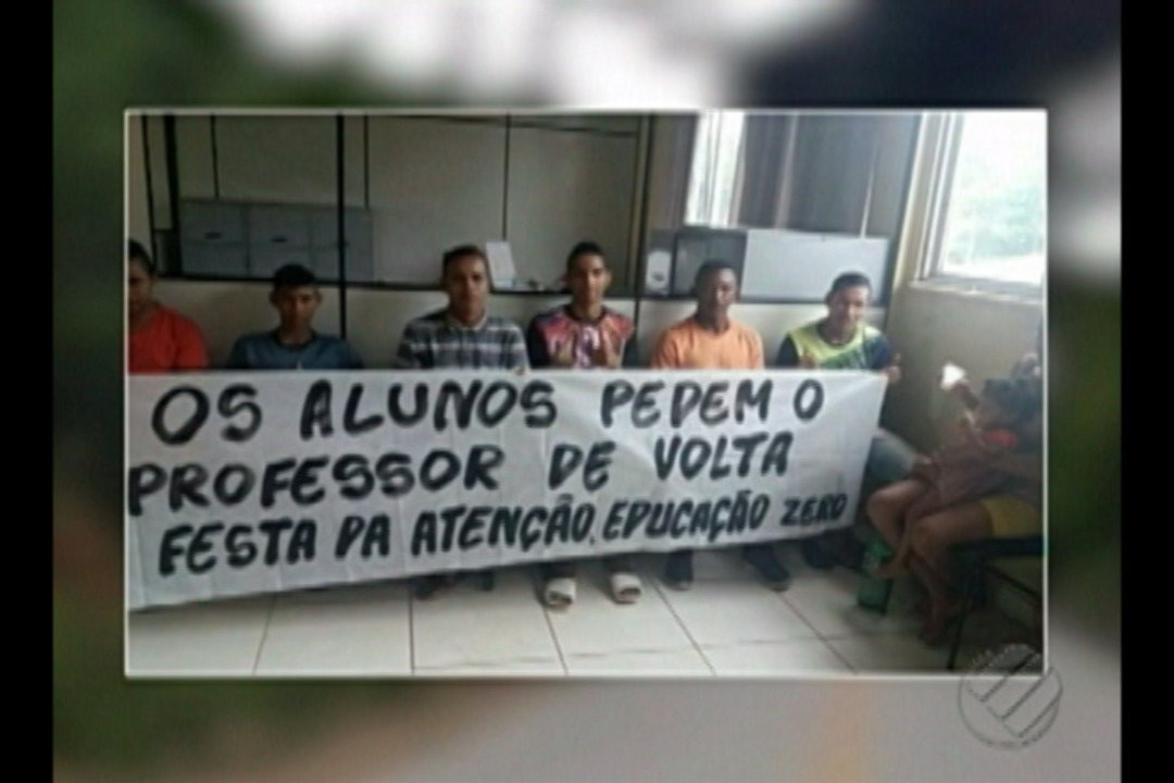 Estudantes quilombolas mantém ocupação da Secretaria de Educação de Salvaterra