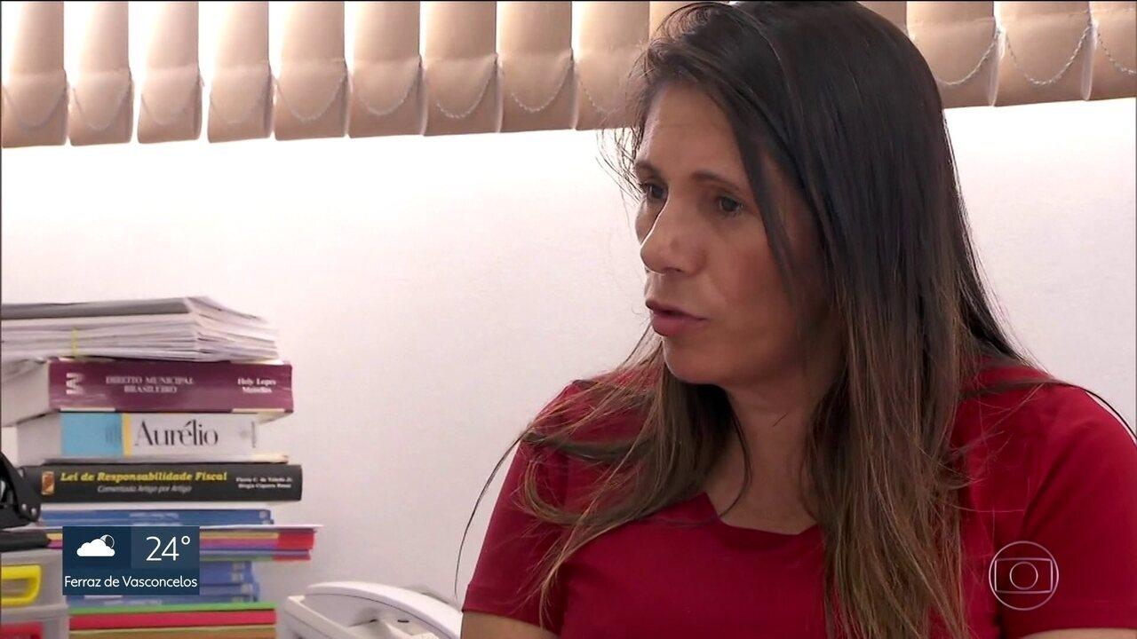 Liminar recoloca vice no cargo de prefeita de Cajamar
