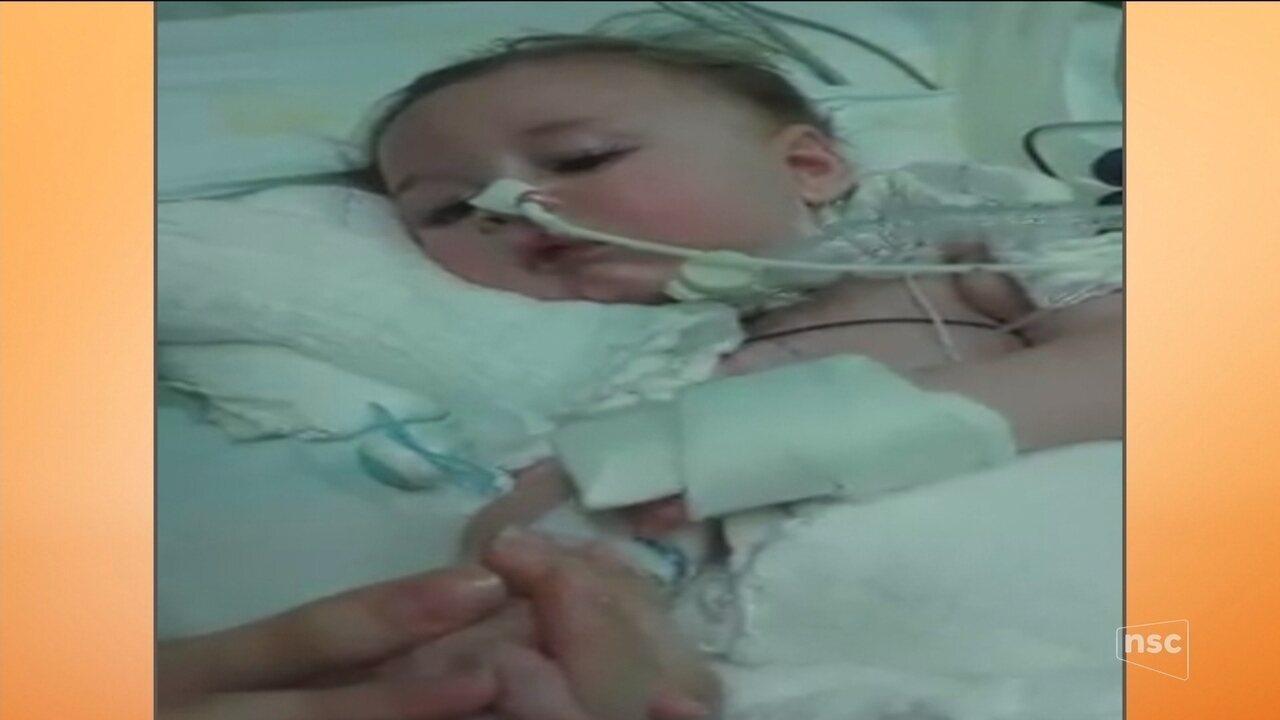 Polícia fala sobre a apreensão de bens de família que arrecadou dinheiro para ajudar bebê
