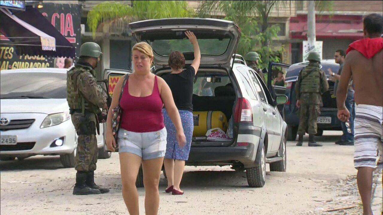 Oito pessoas são presas em uma operação em São Gonçalo (RJ)