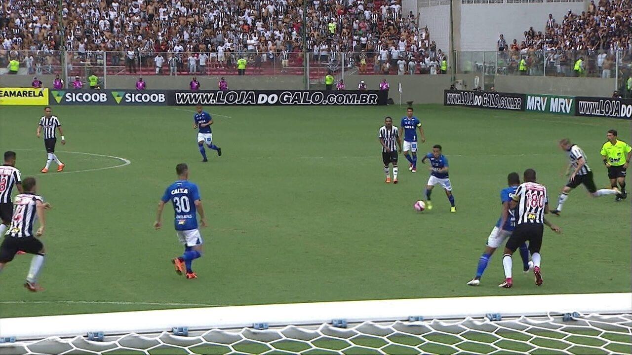 Melhores momentos de Atlético-MG 0 x 1 Cruzeiro