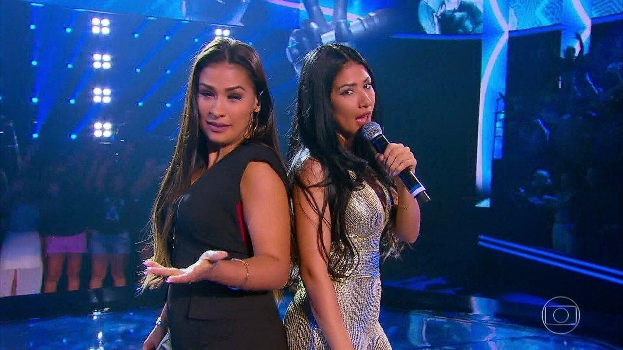 Simone & Simaria cantam 'Paga de Solteiro Feliz'