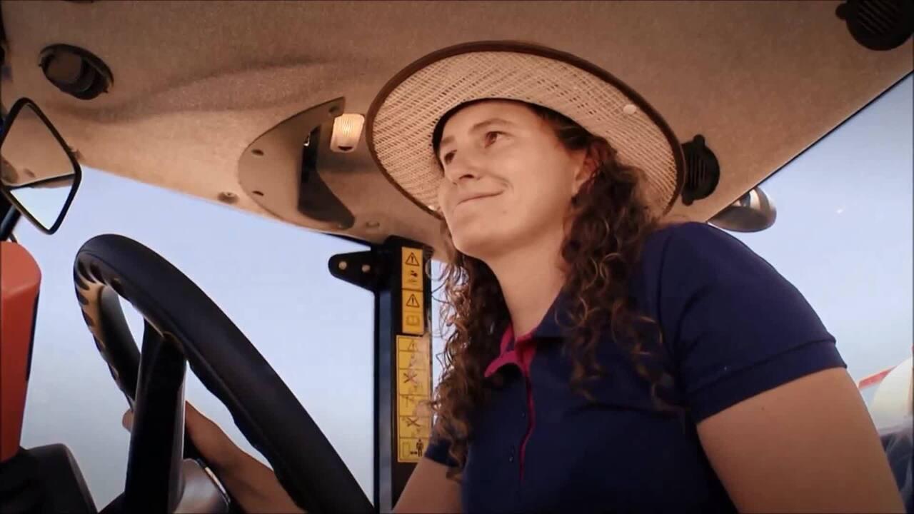 Veterinárias, agricultoras, pesquisadoras... mulheres ganham espaço no campo