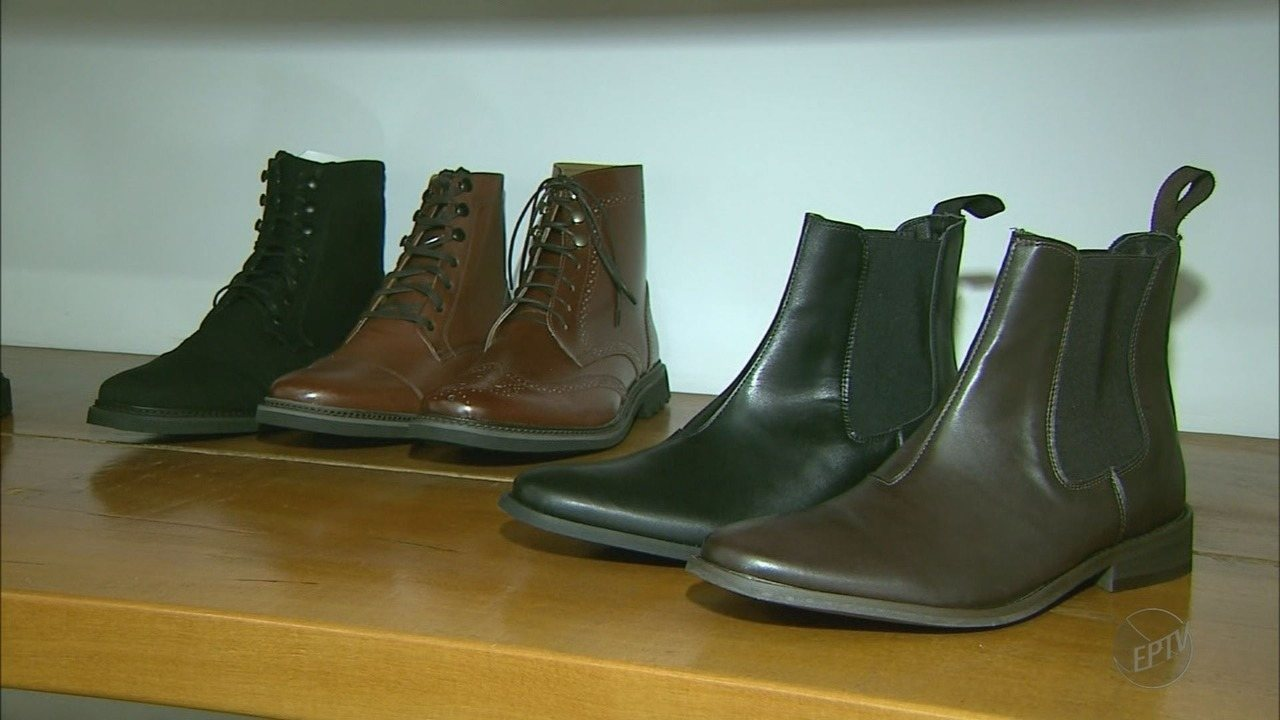 Mercado de calçados em Franca, SP, aposta na produção de sapatos veganos
