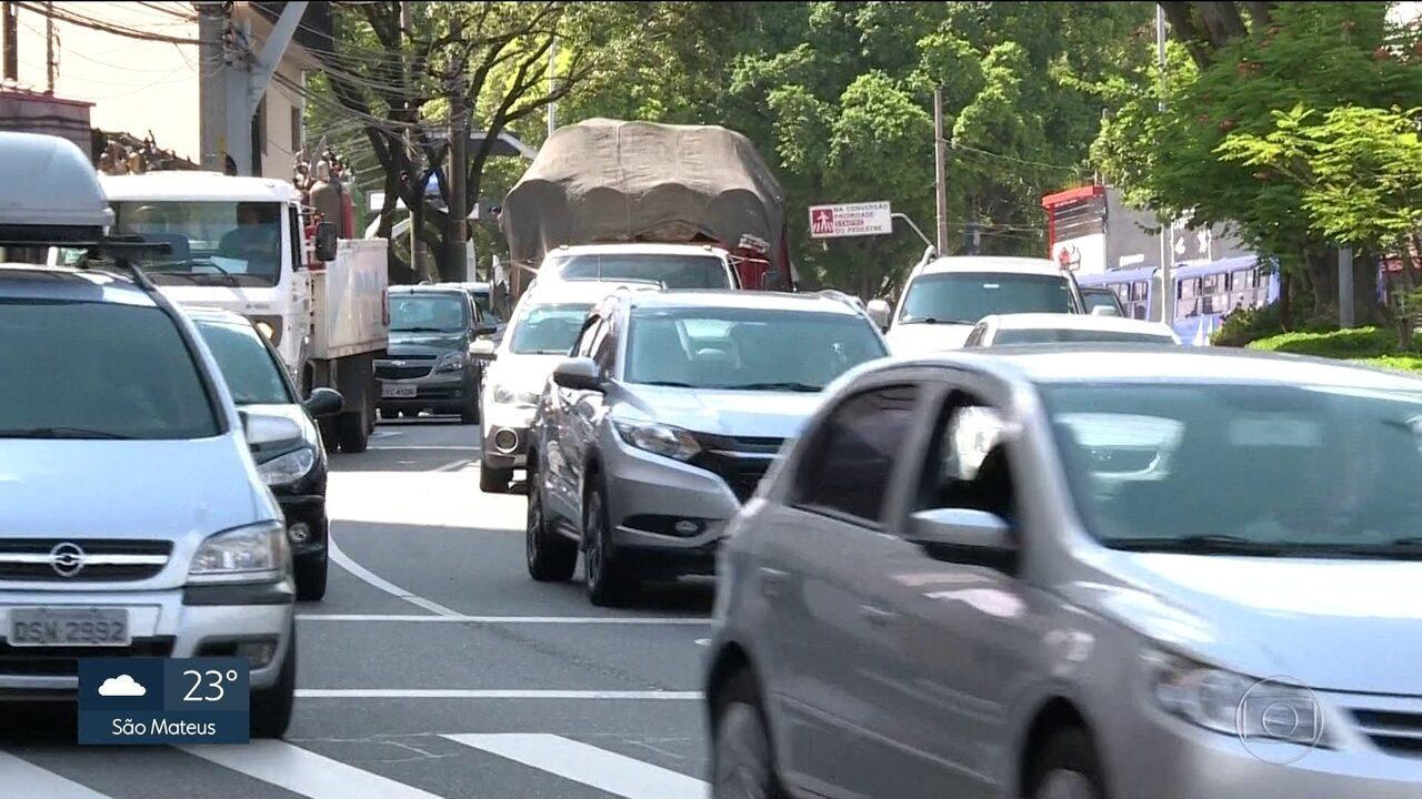 De cada cinco pessoas que morrem em acidentes de trânsito em SP, apenas uma é mulher