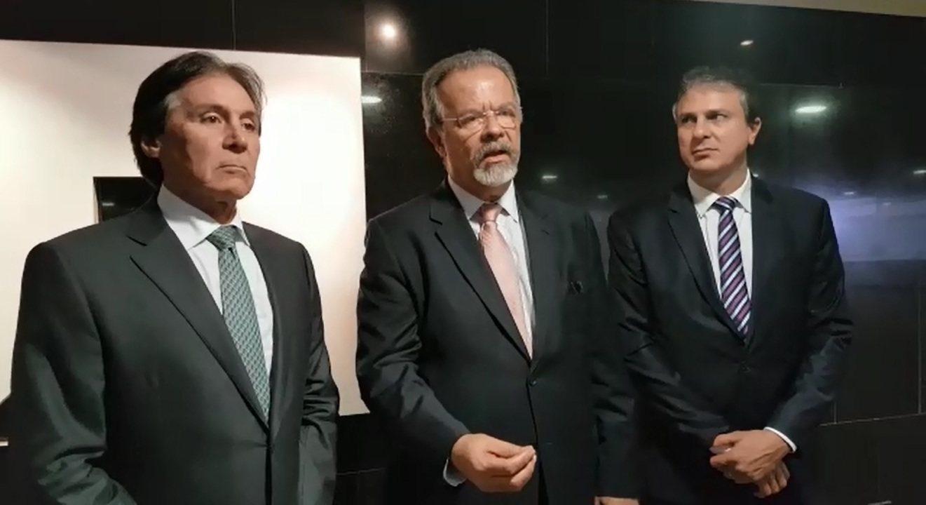 Ceará vai receber Centro de Inteligência da Polícia Federal, diz ministro