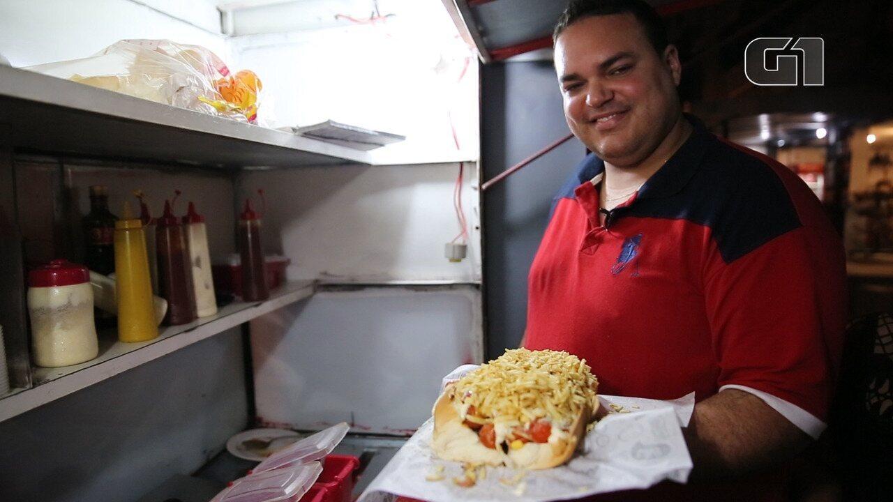 Rio tem primeira feira de 'podrões' para todos os tipos e tamanhos de fome