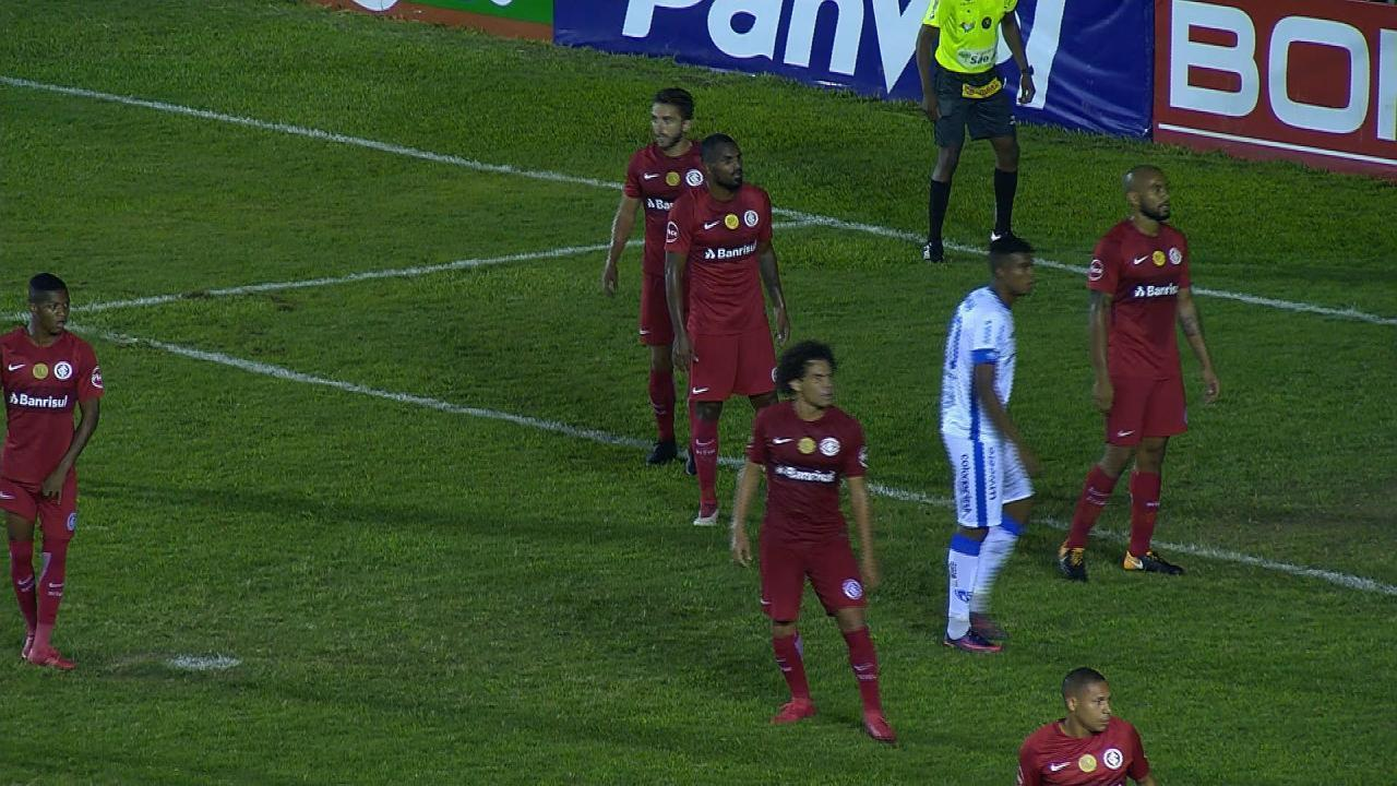 Confira os melhores momentos de Cruzeiro-RS 0x0 Internacional pelo Gauchão 4ce6c2e2f8e75