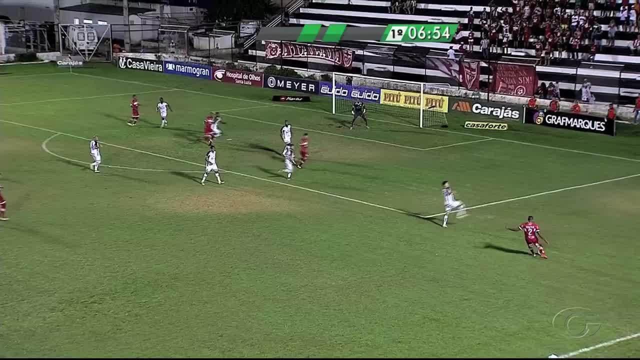 Melhores momentos de ASA 1 x 2 CRB pela 9ª rodada do Campeonato Alagoano