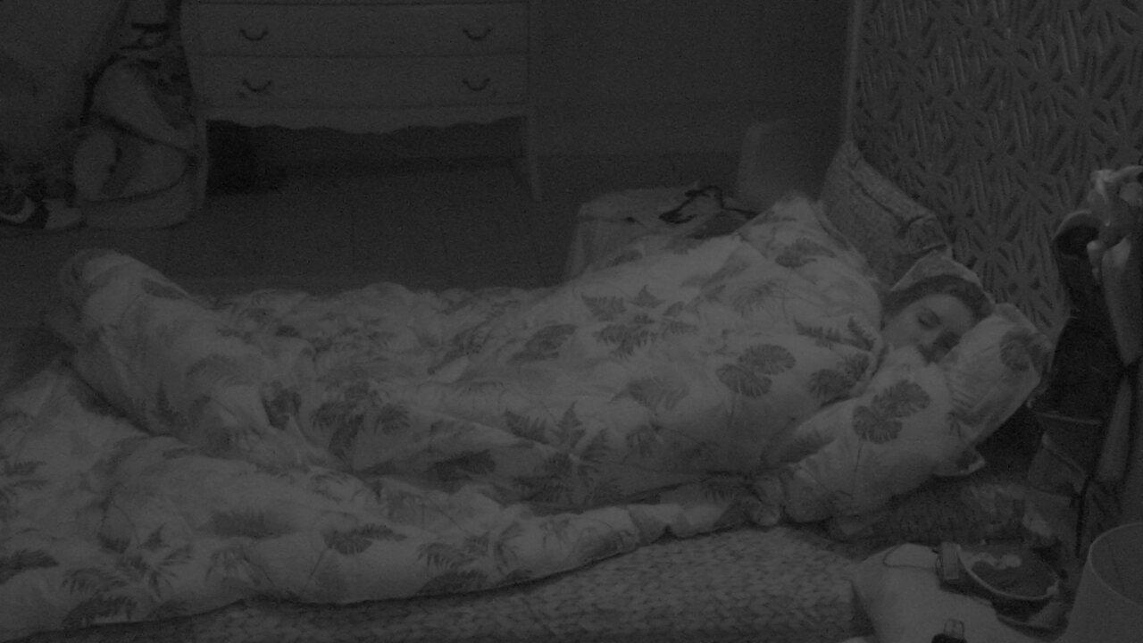 Brothers seguem dormindo após festa