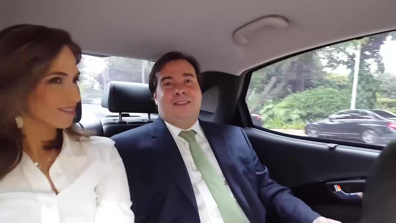 Rodrigo Maia fala ao Blog do Camarotti