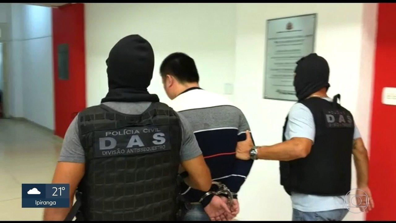 Justiça decreta prisão temporária de suspeito na morte de comerciante chinesa