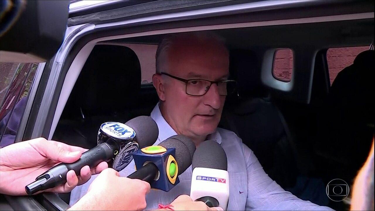Demissão de Dorival Júnior é criticada por Caio Ribeiro