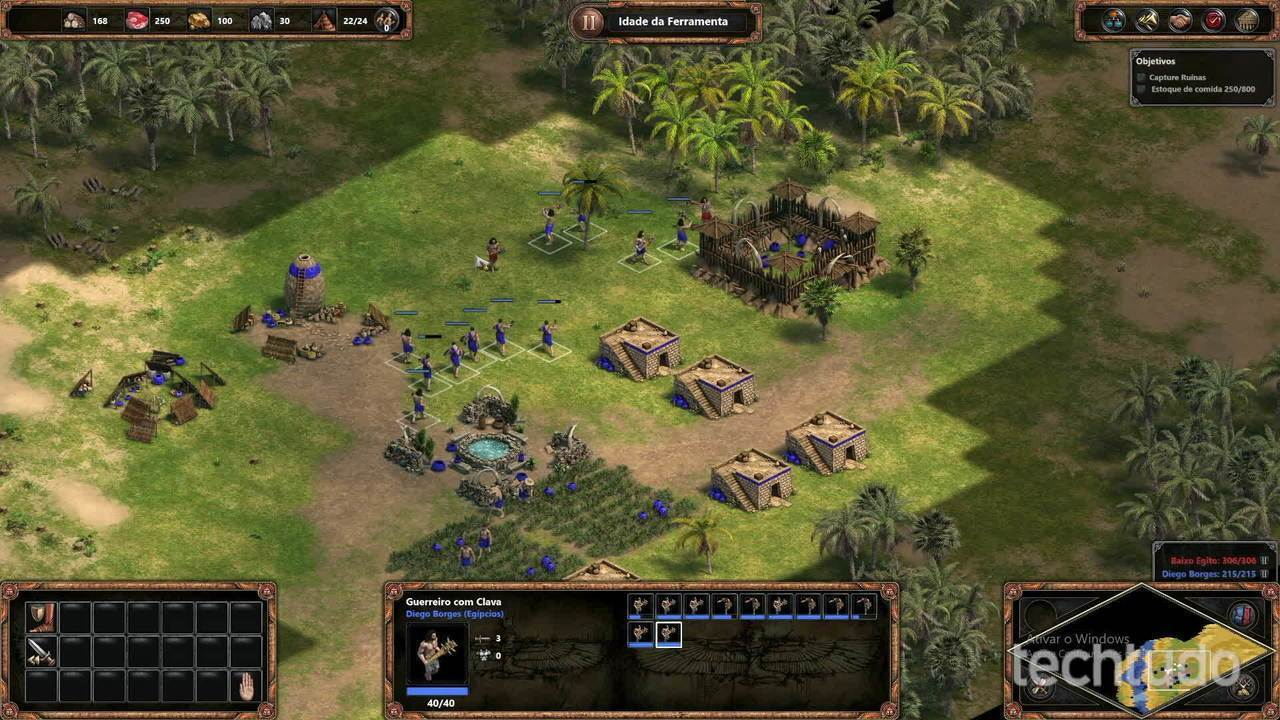 Age of Empires: Definitive Edition - Gameplay