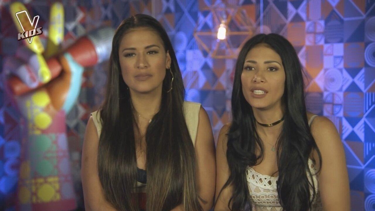 Confira como as vozes do time Simone e Simária enfrentaram o último dia de batalhas