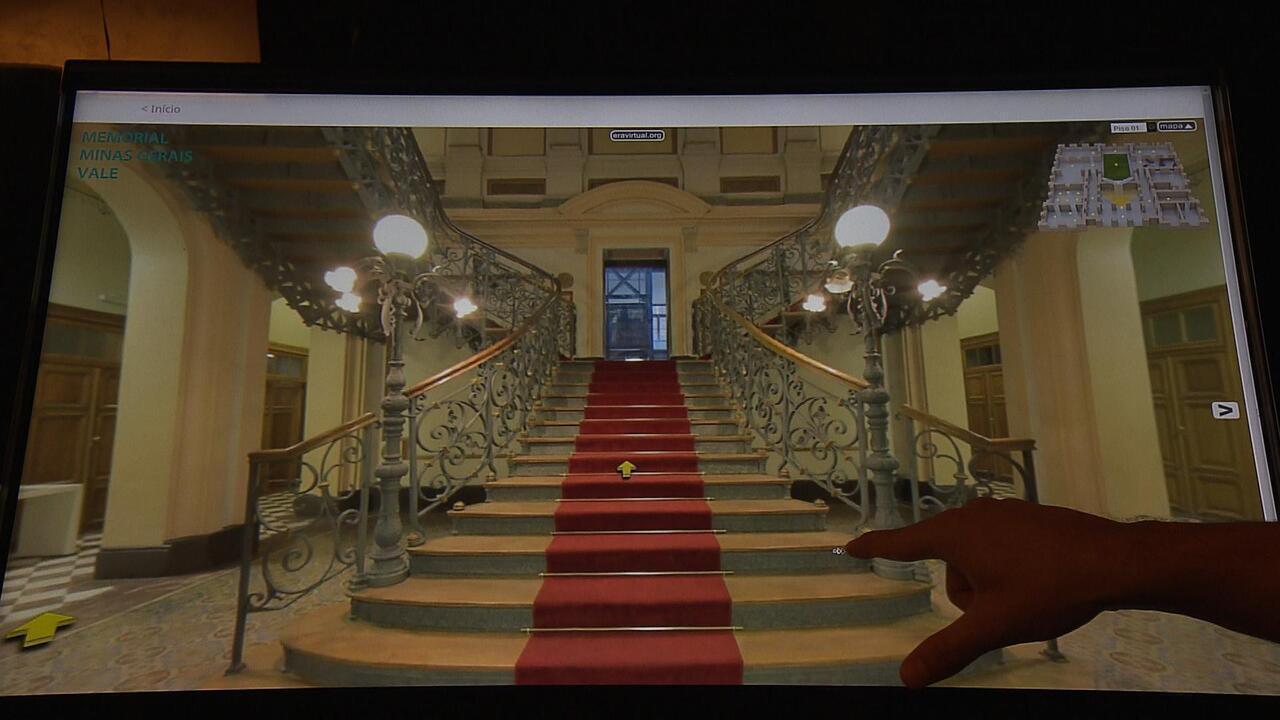 Museus de Minas disponibilizam sites e aplicativos com informações sobre acervo