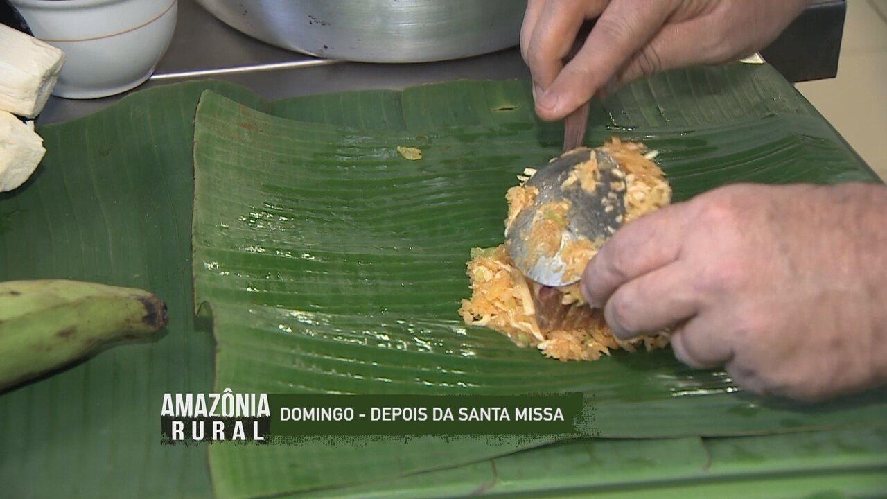 Confira os destaques do Amazônia Rural deste domingo (11)